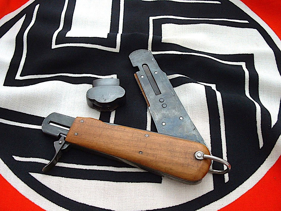 paratrooper-s take down gravity knife by weyersberg - d624 - 9